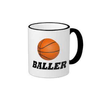 BALLER RINGER COFFEE MUG