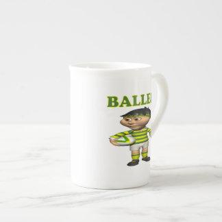 Baller Bone China Mug