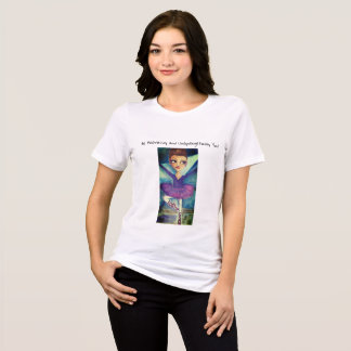 Ballerina! art work by Sharon Metcalf T-Shirt