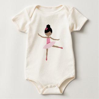 Ballerina Baby Bodysuit