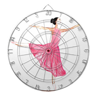 Ballerina Ballet dancer Dartboard