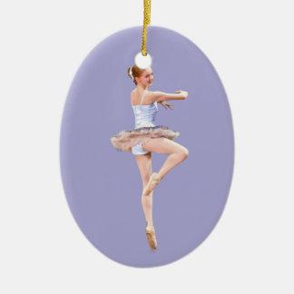 Ballerina Customizable Ornament