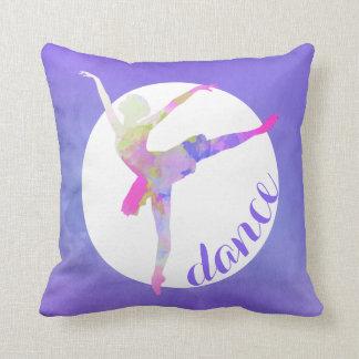 Ballerina Dance Accent Pillow