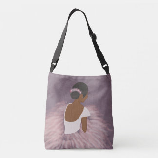 Ballerina Dancer Crossbody Bag