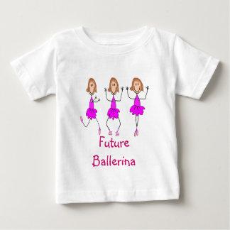 Ballerina Gifts--Adorable Baby T-Shirt