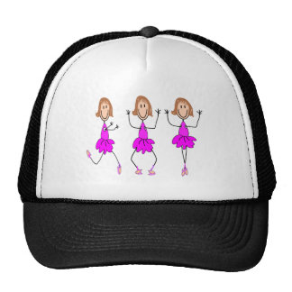 Ballerina Gifts--Adorable Mesh Hat