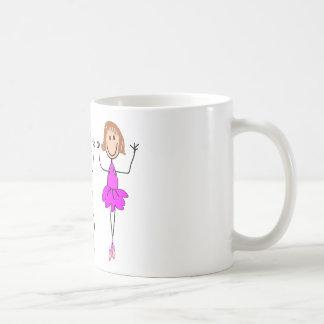 Ballerina Gifts--Adorable Mug