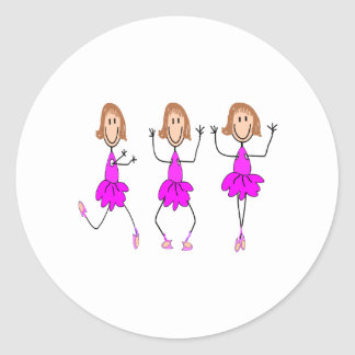 Ballerina Gifts--Adorable Stickers