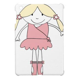 Ballerina Girl Cover For The iPad Mini