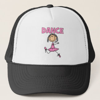 Ballerina Girl Trucker Hat