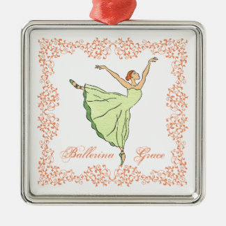 Ballerina Grace Ornament