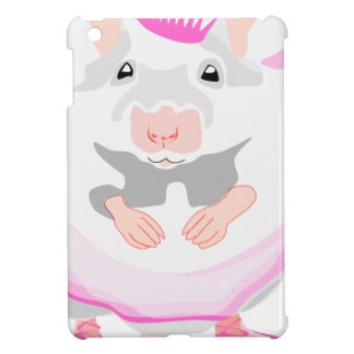 ballerina mouse cover for the iPad mini