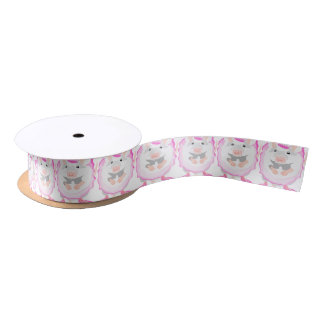 ballerina mouse satin ribbon