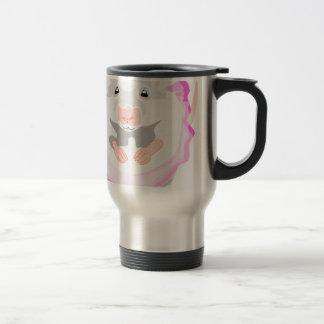 ballerina mouse travel mug