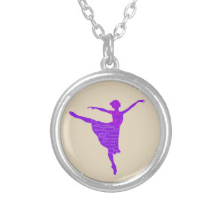 Ballerina New Year Necklace