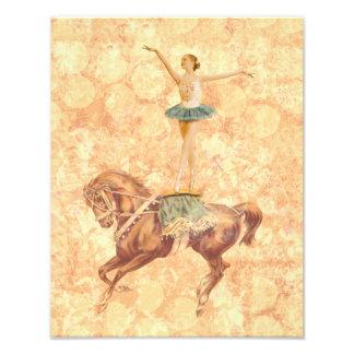Ballerina on Horseback Photo Print