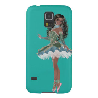 Ballerina Samsung Galaxy S5, Barely There Galaxy S5 Case