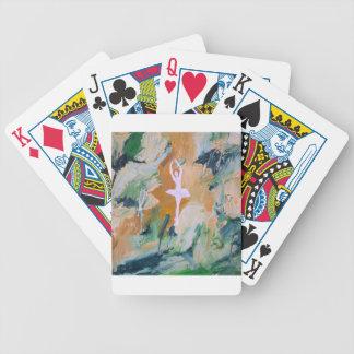 ballerina - September 2 ,2012.JPG Bicycle Playing Cards