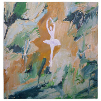 ballerina - September 2 ,2012.JPG Napkin