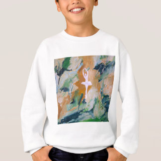 ballerina - September 2 ,2012.JPG Sweatshirt