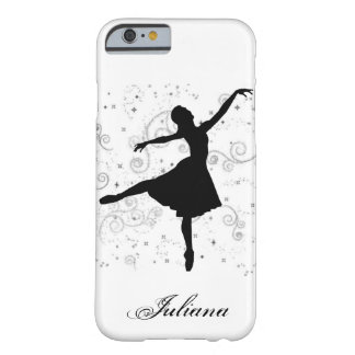 Ballerina Silhouette iPhone 6 case