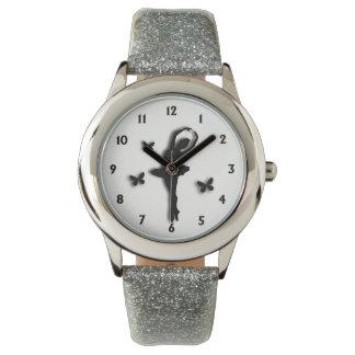 Ballerina White Watch
