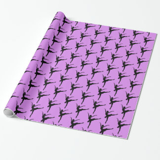 Ballerina Wrapping Paper