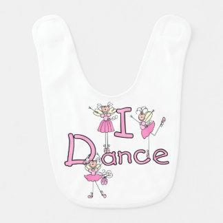 Ballerinas I Dance Bib