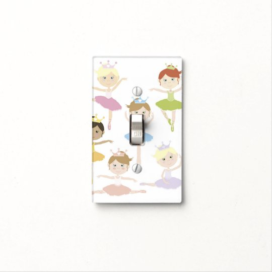 Ballerinas Light Switch Cover