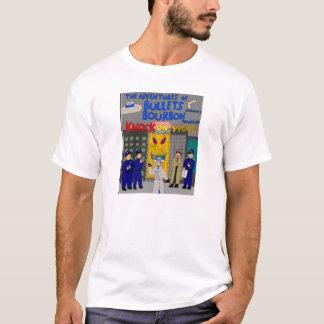 """Balles Bourbon """"coup sur"""" la chemise en bois ! T-shirt"""