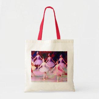 Ballet 007 tote bag