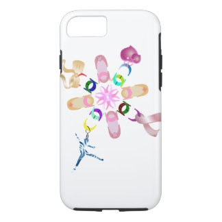 Ballet Assorted Floral Lucky Chain Case-Mate iPhone Case