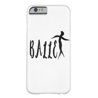 Ballet Barely There iPhone 6 Case