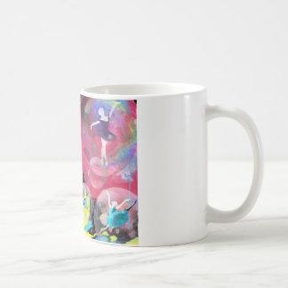 Ballet bubble mug