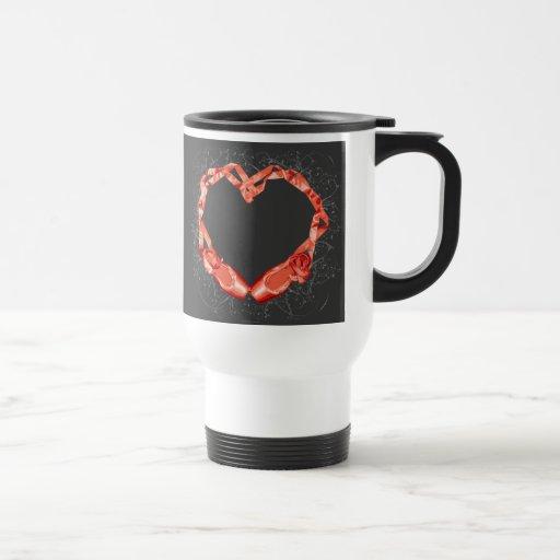 Ballet d'amour mugs à café