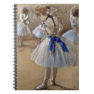 Ballet Dance Ballerina, Degas Notebook