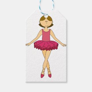 Ballet Dancer Gift Tags