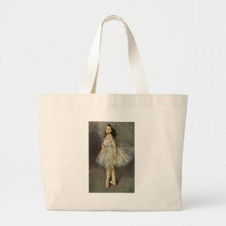 Ballet Dancer Jumbo Tote Bag