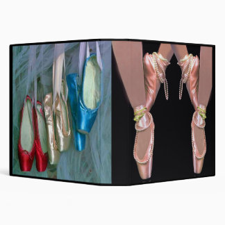 Ballet Dancer Keepsake Binder