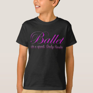 Ballet Dancer Merchandise Tshirt