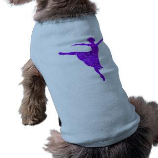 Ballet Dancer Pet Clothing