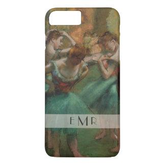 Ballet Dancers Pink & Green | Edgar Degas iPhone 8 Plus/7 Plus Case