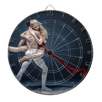 ballet dartboard