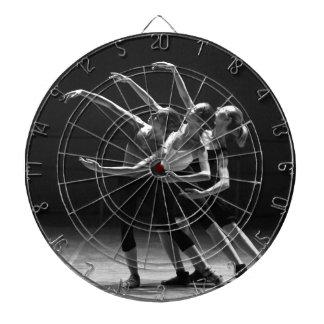 ballet dartboards