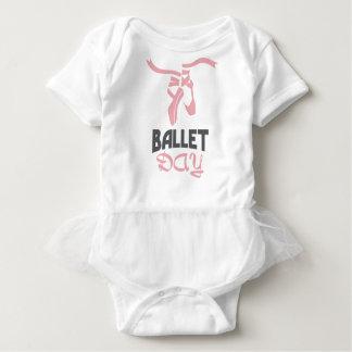 Ballet Day - Appreciation Day Baby Bodysuit