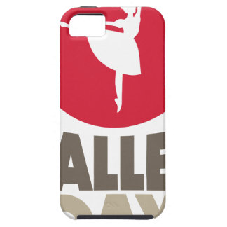 Ballet Day - Appreciation Day iPhone 5 Cover