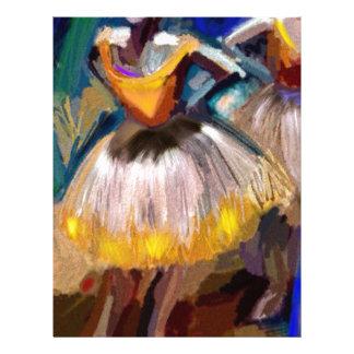 Ballet - Dega Letterhead