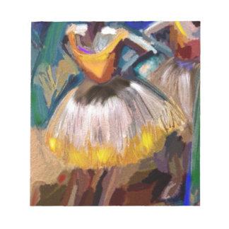 Ballet - Dega Notepad