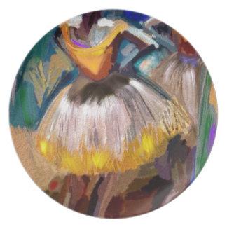 Ballet - Dega Plate