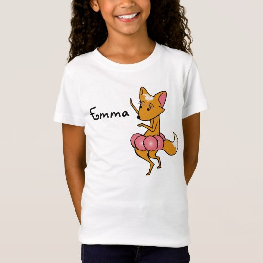 Ballet Fox T-Shirt
